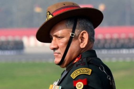 CDS Rawat referred to a rocket force while delivering a talk in New Delhi