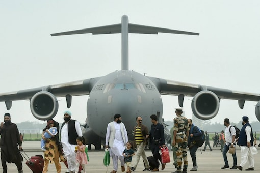 Sikhs and Hindus residing in Afghanistan for several generations. were evacuated by the Indian government, writes Lt Gen (retd) IS Singha. File photo: PTI
