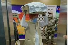 Hardeep Puri Receives Guru Granth Sahib Brought from Kabul; 228 Indians Among 626 People Evacuated