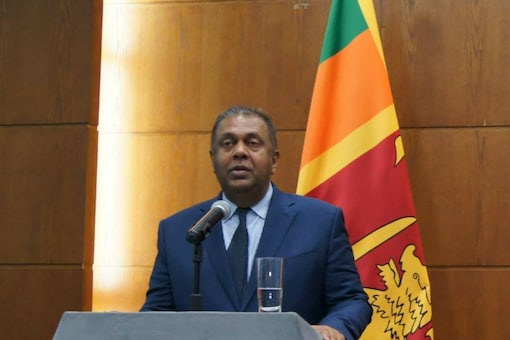 Sri Lanka's former foreign minister Mangala Samaraweera passed away on Tuesday at a private hospital due to COVID-19 related complications. (Credits: Facebook/Mangala Samaraweera)