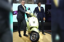 Special-Edition Piaggio Vespa Commemorating 75 Years Launched in India, Bookings Open