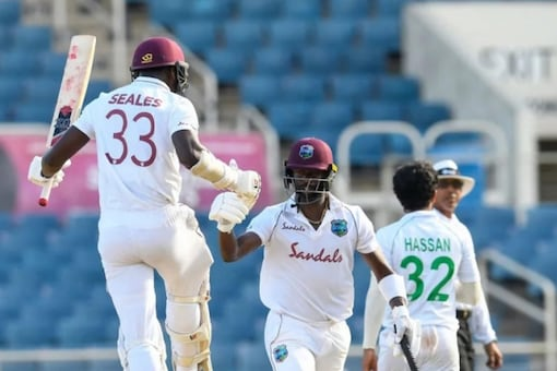 West Indies have taken 1-0 lead in the series. (AFP Photo)