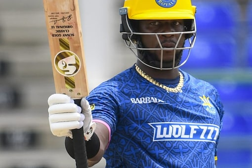 Trinbago Knight Riders will go one-on-one against St Lucia Kings in the first semi-final of the ongoing 2021 edition of the Caribbean Premier League. (Representational Image: AFP)