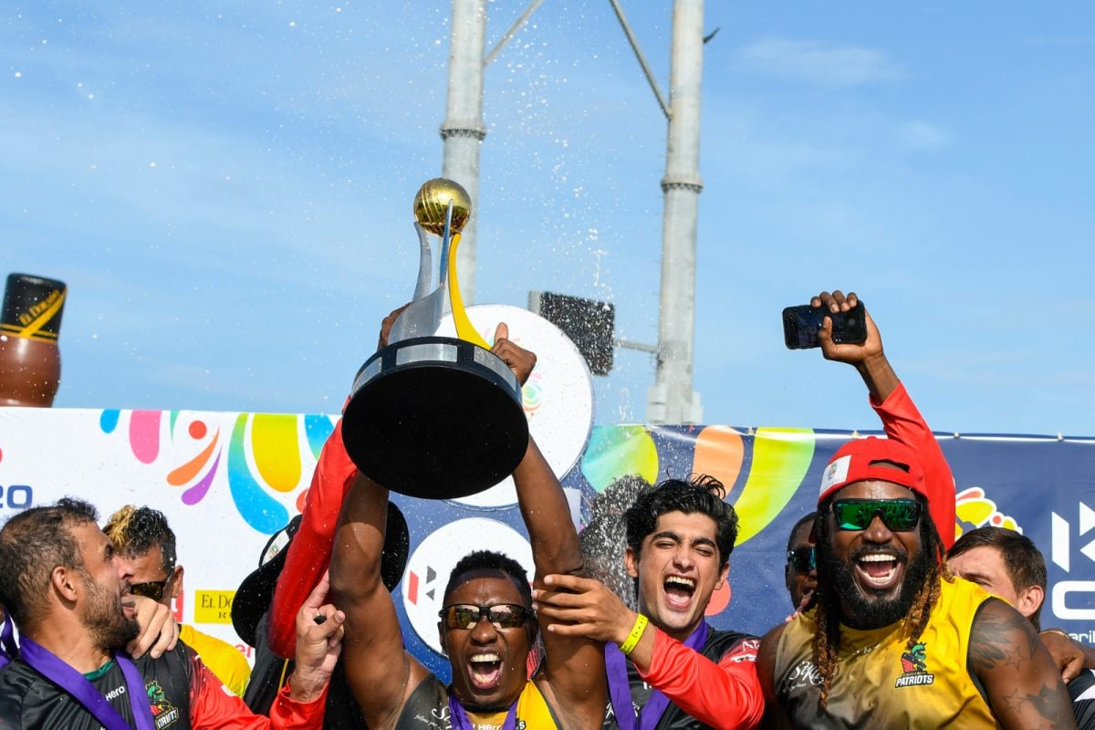 CPL 2021 Final, IN PICS: St Kitts & Nevis Patriots Seal Maiden Title in Thrilling Finale