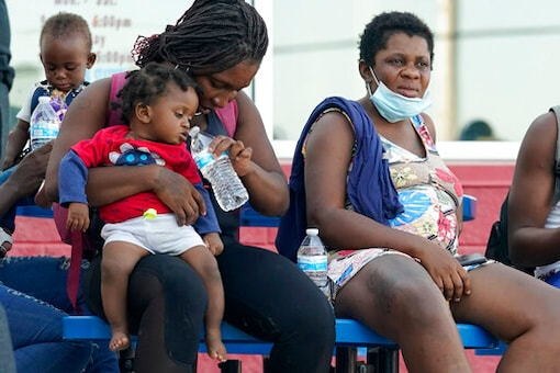 US Officials Defend Deportation Of Haitians From Texas Town