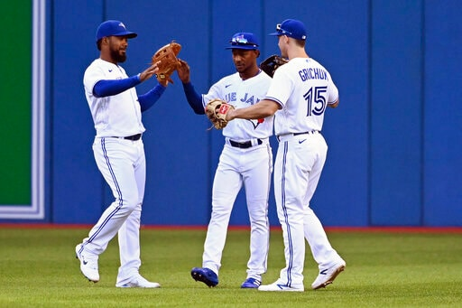 Semien Helps Blue Jays Move Past Yanks To Playoff Position