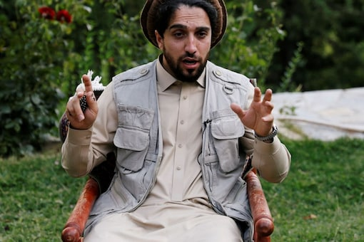 Ahmad Massoud, the son of legendary resistance commander Ahmad Shah Massoud, is leading the front against the Taliban in Panjshir Valley