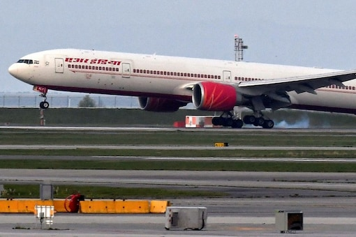 Tata Sons has been selected as the winning bidder to take over Air India. (File photo/News18)