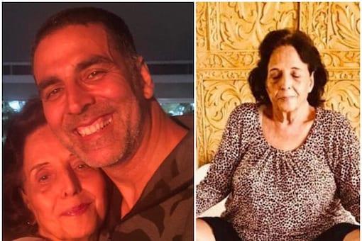 Akshay Kumar's mother Aruna Bhatia passed away this morning.