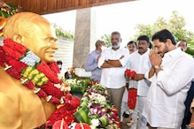 Andhra CM Jagan Mohan Reddy, Governor Pay Rich Tributes to YSR on Death Anniversary