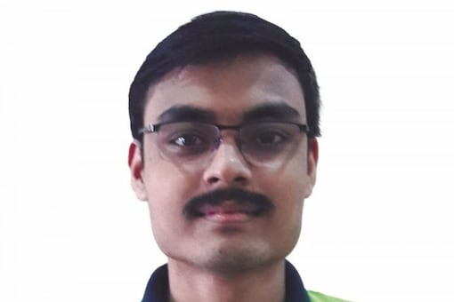 Anshul Verma secured 100 percentile and is among the 18 rank 1 holders this year