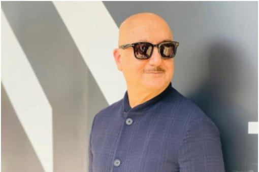 Anupam Kher is currently shooting for Shiv Shastri Balboa in New York