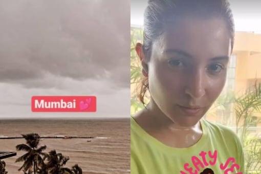 Anushka Sharma Returns to Mumbai After Accompanying Virat Kohli For His Overseas Matches
