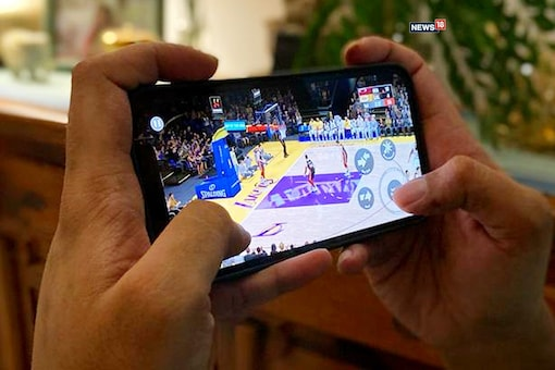 Despite a limited collection, Apple Arcade still has a number of superb sports games to play, and here are our picks. (Image: Shouvik Das/News18.com)