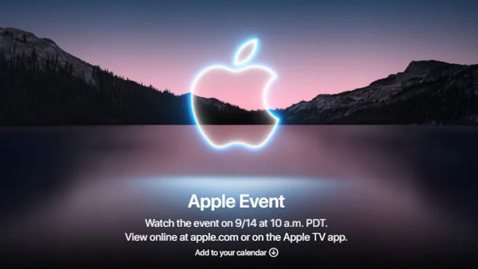 Apple Event Live Updates: iPhone 13 and 13 Mini, New iPad Mini, 9th Gen iPad, Watch Series 7 Launched