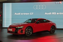 Audi e-tron GT, RS e-tron GT EVs Launched in India, Prices Start at Rs 1.80 Crore