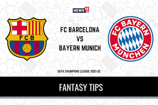 FCB vs BAY Dream11 Team Prediction: Check Captain, Vice-Captain and Probable Playing XIs for Today's UEFA Champions League match, September 15 12:30 AM IST