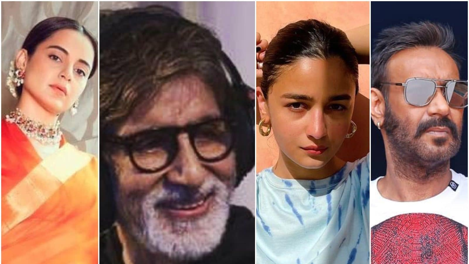 Amitabh Bachchan to Deepika Padukone, Actors Who Have 5 Films or More Lined up