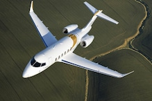 In Pics: Bombardier Challenger 3500 Business Jet Unveiled With Unique Nuage Chair