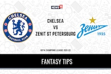 CHE vs ZEN Dream11 Team Prediction: Check Captain, Vice-Captain and Probable Playing XIs for Today's UEFA Champions League match, September 15 12:15 AM IST
