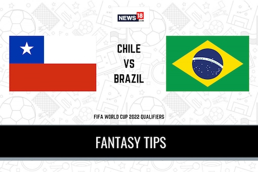 CHI vs BRA Dream11 Team Prediction: Check Captain, Vice-Captain And Probable Playing XIs For Today's 2022 FIFA World Cup Qualifiers, Chile vs Brazil September 3 06:30 AM IST