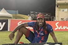 Chris Gayle Tweets 'Going to Pakistan'; Mohammad Amir Replies 'See u There Legend'