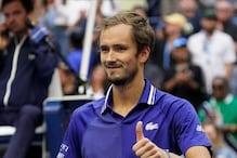 US Open: Daniil Medvedev Makes His Second Final as Djokovic, Zverev Battle on