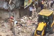 2 Children Rescued from Debris Die at Hospital Hours After Building Collapse in North Delhi