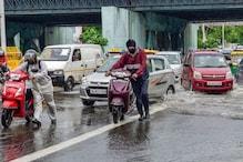 Delhi Receives Highest Rainfall in 11 Years; Delayed Monsoon Crosses 1,000 mm Mark