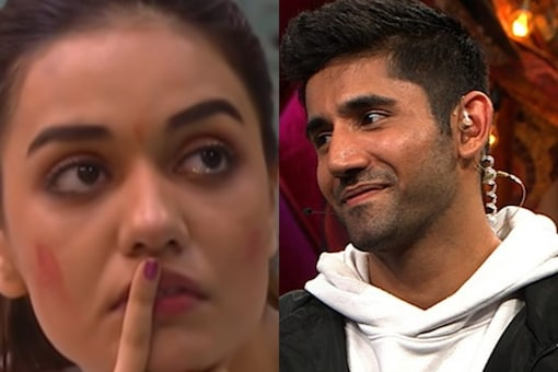 Bigg Boss OTT contestant Divya Agarwal is currently in a relationship with Varun Sood.