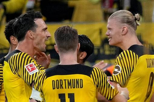 Borussia Dortmund are one of the major clubs in Bundesliga (AP)