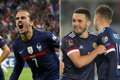 France beat Finland and Scotland defeated Austria. (AP Photo)