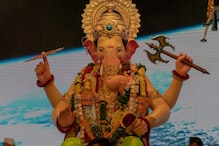 Lalbaugcha Raja Officials Refuse to Start Aarti, Online Darshan After Mumbai Cops Barricade Area, Stop Entry