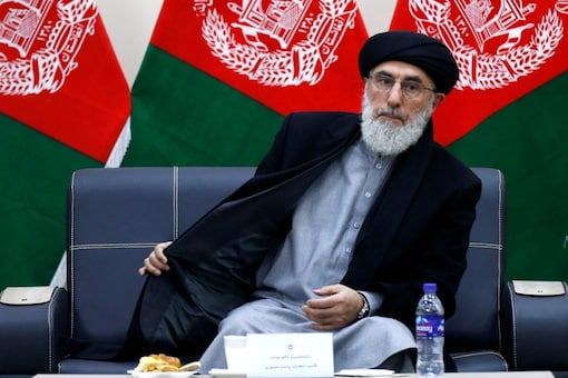 Gulbuddin Hekmatyar was part of the civil war that killed thousands in the country in the 1990s and plays a role for the future as well.