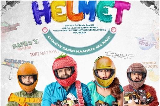 Aparshakti Khurana starrer Helmet is a disappointing account of social taboo surrounding condoms.