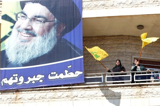 US secretary of state Antony Blinken said Hezbollah was increasingly looking for additional sources of revenue to bolster its coffers. (Image for representation: REUTERS/Aziz Taher)