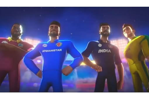 ICC T20 World Cup Anthem launched (Video Screengrabs)