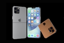 Foldable Apple iPhone: Renders Show What Clamshell-Like Flip iPhone May Look Like