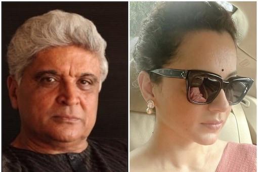Kangana Ranaut has filed a counter defamation case against Javed Akhtar.