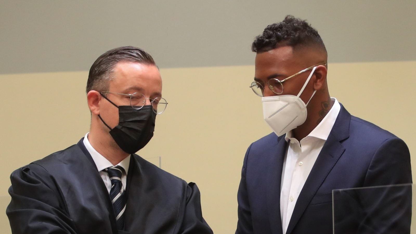German Footballer Jerome Boateng Convicted of Assaulting
