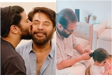 Mammootty Turns 70: Priceless Moments of Malayalam Megastar with Son Dulquer Salmaan