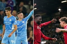 EFL Cup: Holders Manchester City Hit Six vs Wycombe, Liverpool Cruise Past Norwich