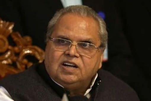 Meghalaya Governor Satya Pal Malik has constituted three regional committees, each headed by a cabinet minister, to examine the status of six disputed areas along the state's border with Assam. (File photo: @pib_panaji/Twitter)