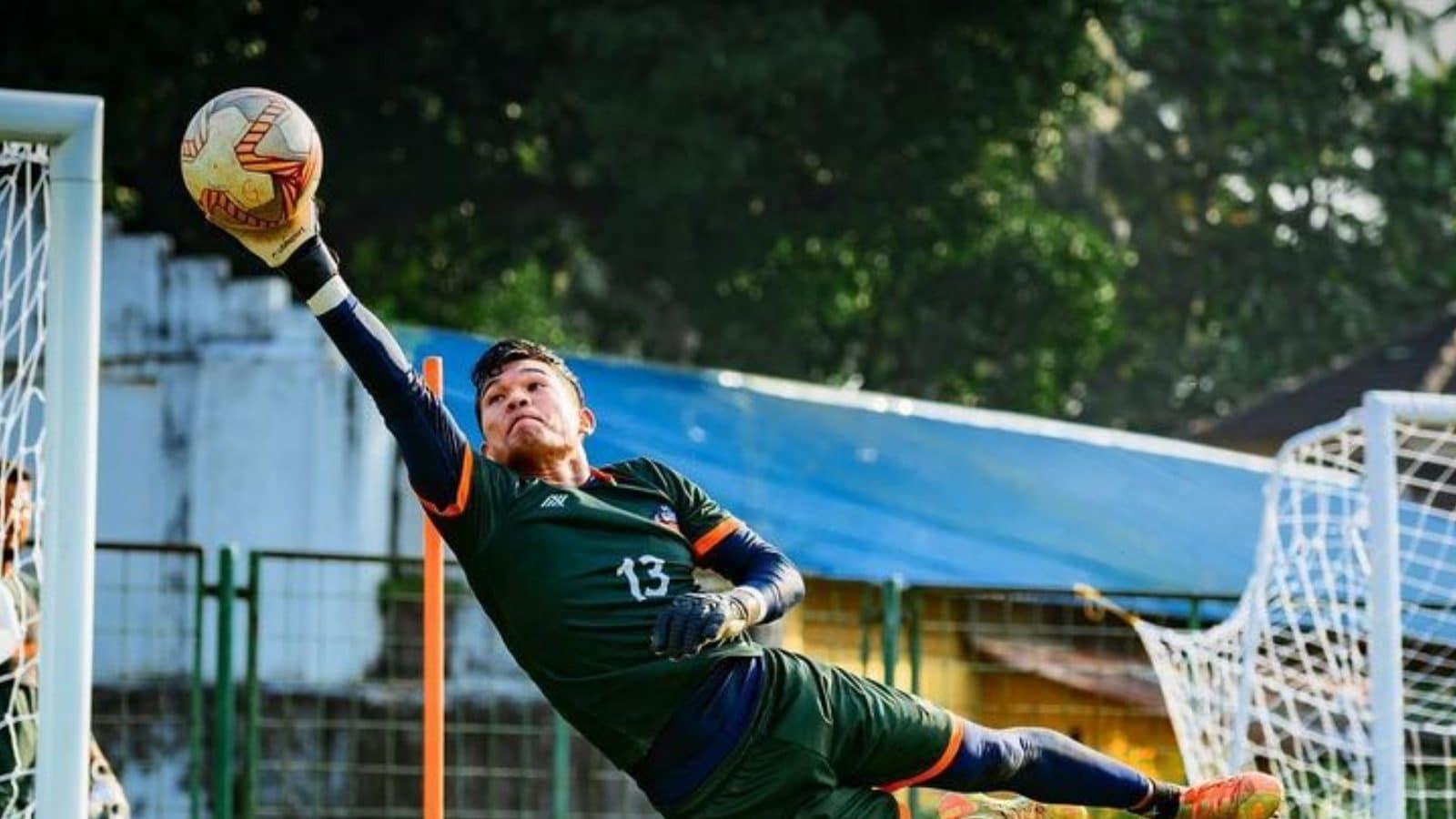 ISL Transfer News: Mumbai City FC Confirm Signing of Goalkeeper Mohammad Nawaz