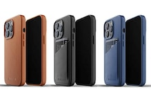 Mujjo's Gorgeous Leather Cases For Apple iPhone 13 Series Are Now On Sale