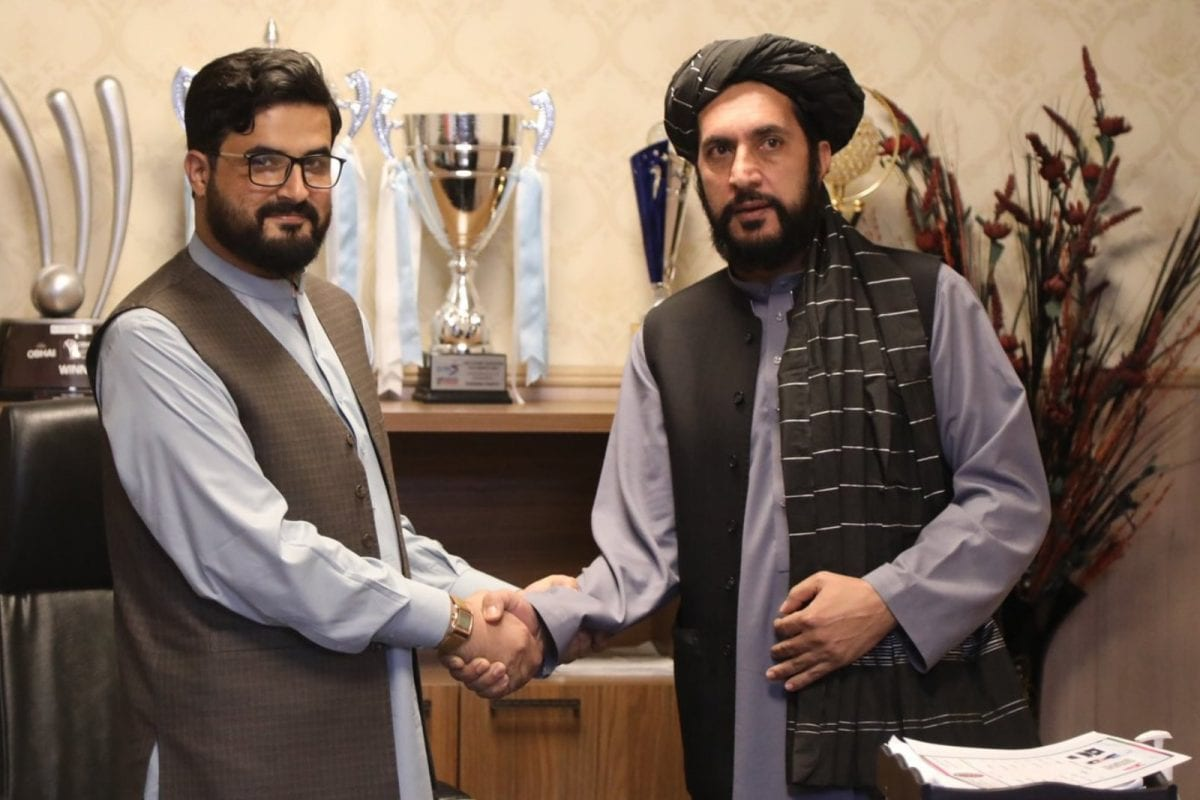 Naseeb Khan Appointed New Chief Executive of Afghanistan Cricket Board