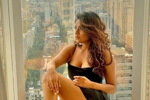 Nia Sharma Oozes Sexiness In A Little Black Dress, Here's A Look At The Diva's Sexiest Pictures