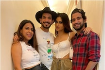 Mouni Roy, Nia Sharma and Arjun Bijlani are Industry BFFs and This Pic is Proof