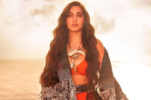 Nora Fatehi Is Living The Summer Dream In Orange Bikini, Check Out The Diva's Sultry Photos