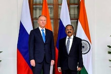 NSA Doval, Top Russian Security Official Hold Talks on Afghan Crisis